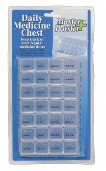 Daily Medicing Tablets Chest