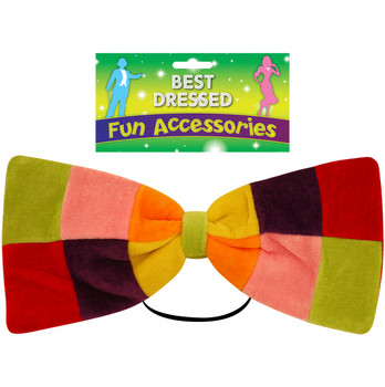 Bow tie Rainbow Large 36cm
