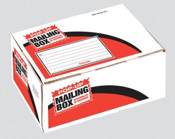 15 Medium Pop Up Mailing Boxes