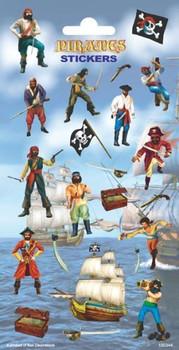21 Pirates Stickers