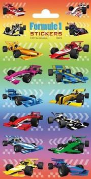 Arslk Formule 1 Stickers Duhovy