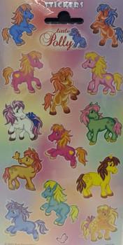 15 Little Polly Sticker Sheet
