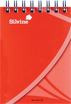 """3""""x4"""" Twin Wire Notebook"""
