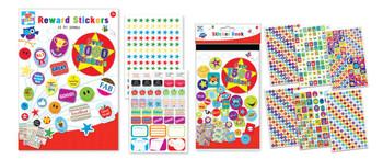 A4 Sheets Reward Sticker Pad