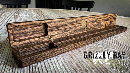 Single Baton Case - Dark Finish