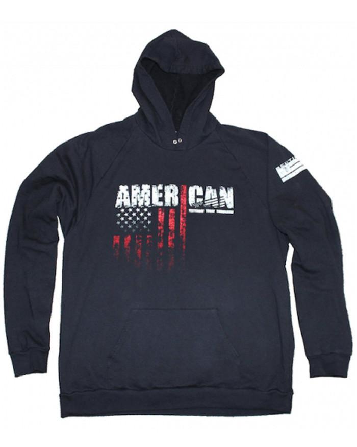 American Hoodie Pullover