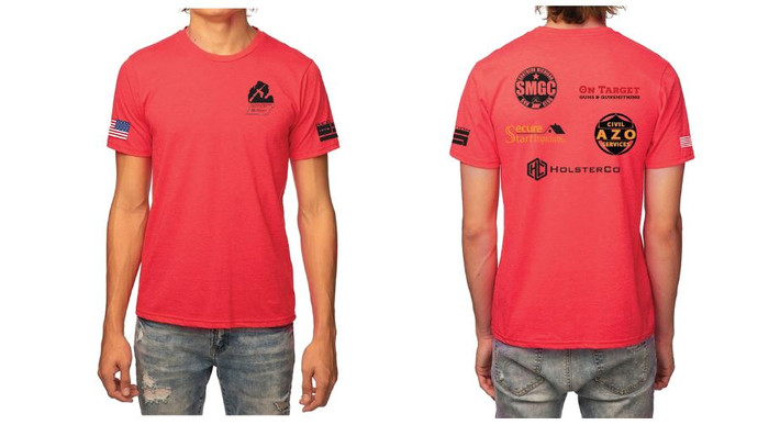 SMGC Club Shirt - Red
