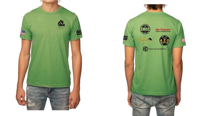SMGC Club Shirt - Green