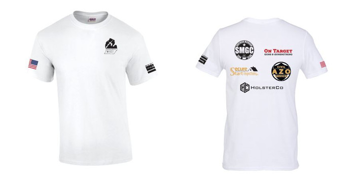 SMGC Club Shirt - White