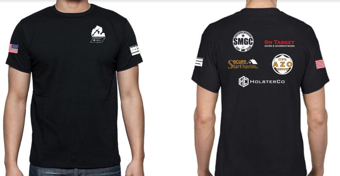 SMGC Club Shirt - Black