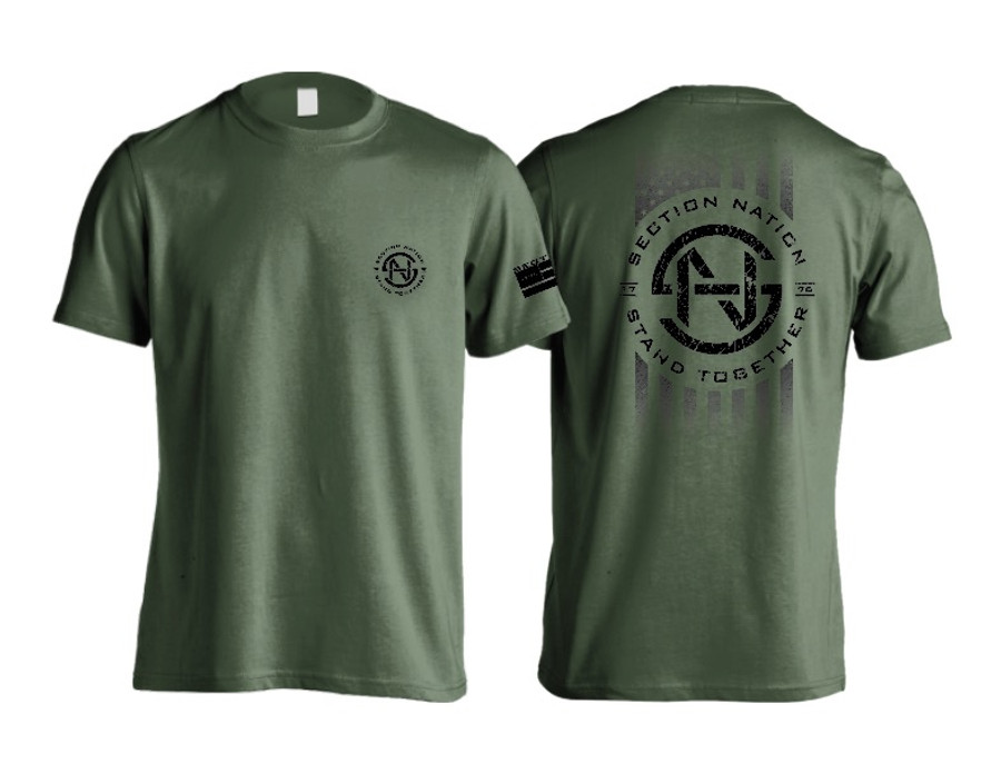 Section Nation - OD Green