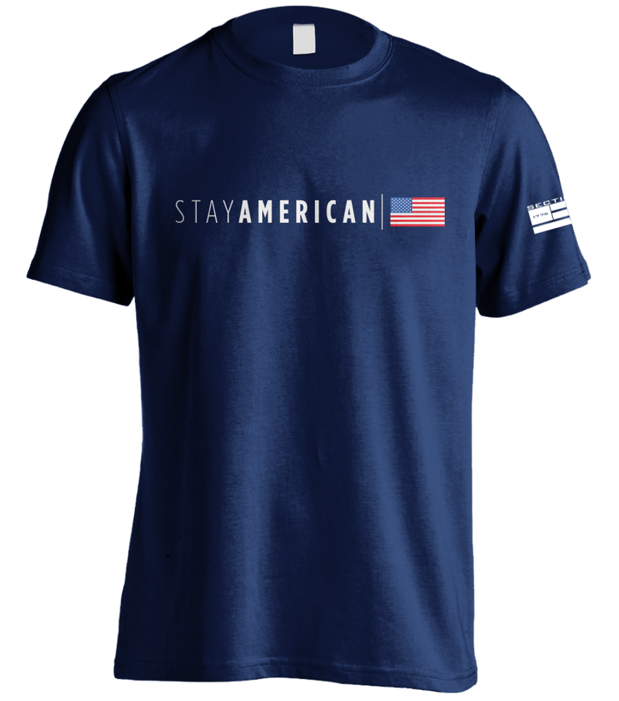 Stay American - Navy SS