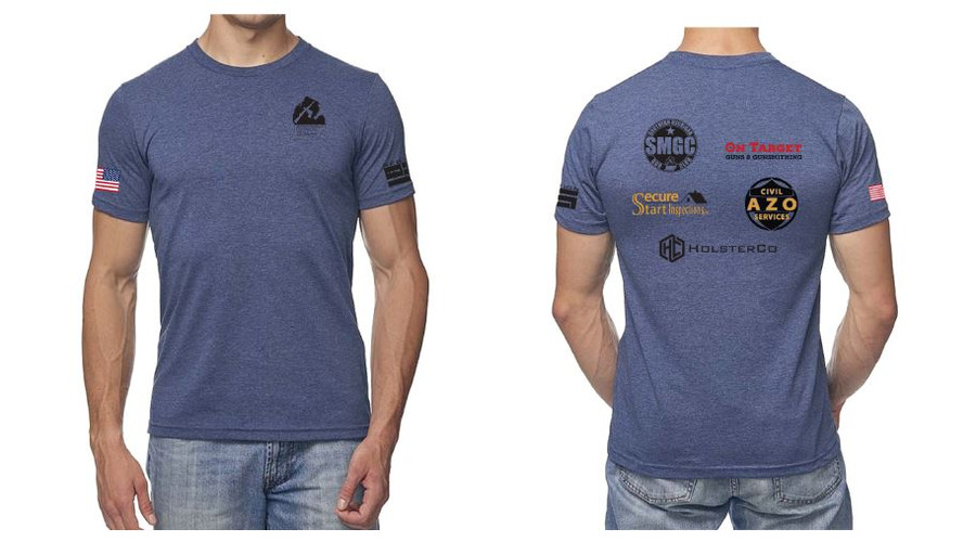 SMGC Club Shirt - Navy