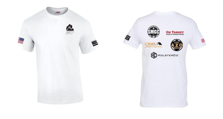 SMGC Club Shirt - White