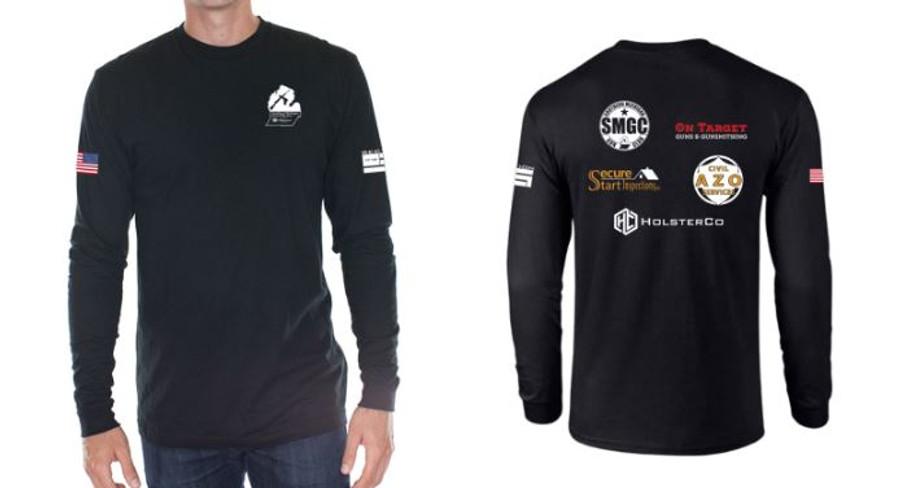 SMGC Club Longsleeve Shirt - Black