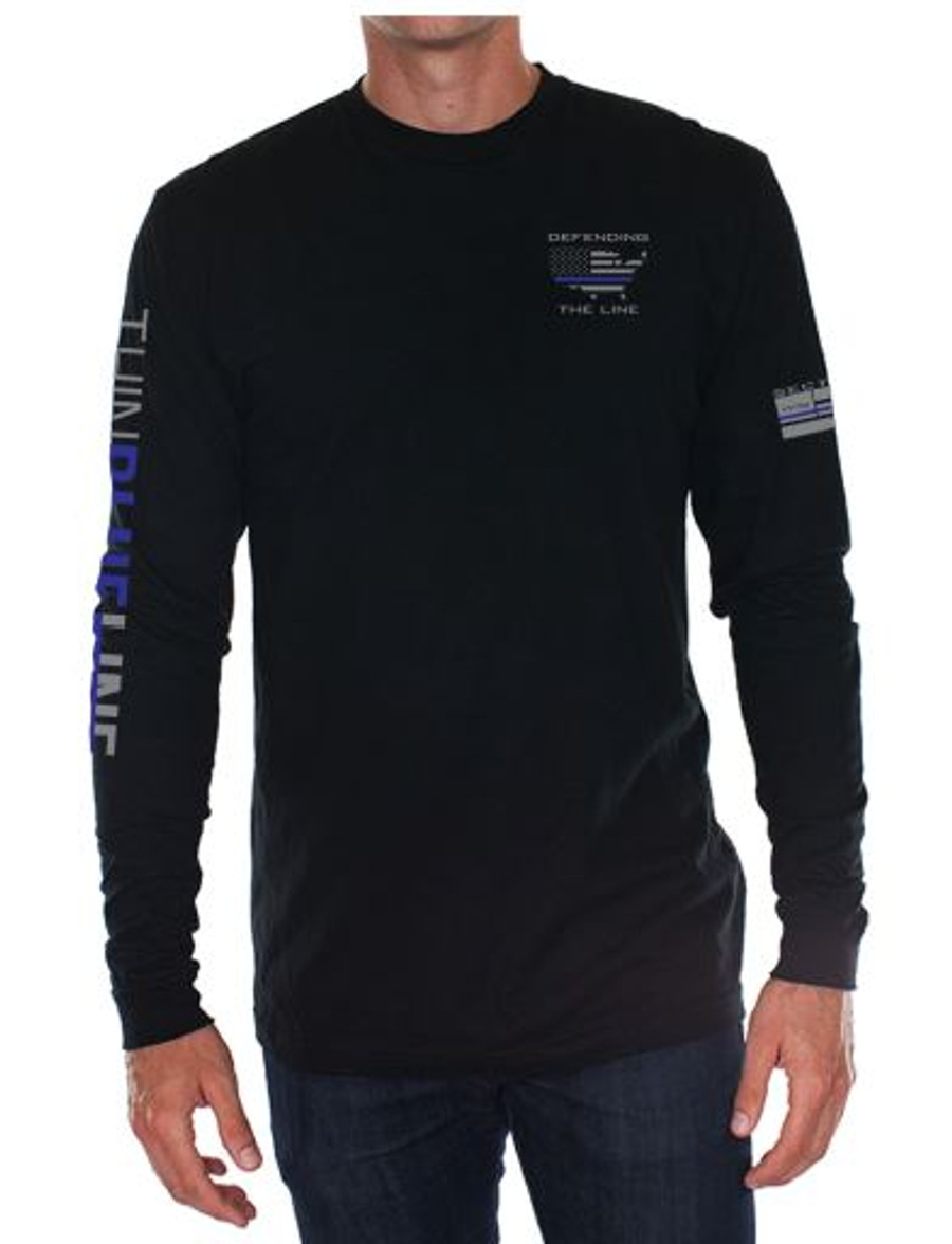 TBL Long Sleeve 2.0 - Black