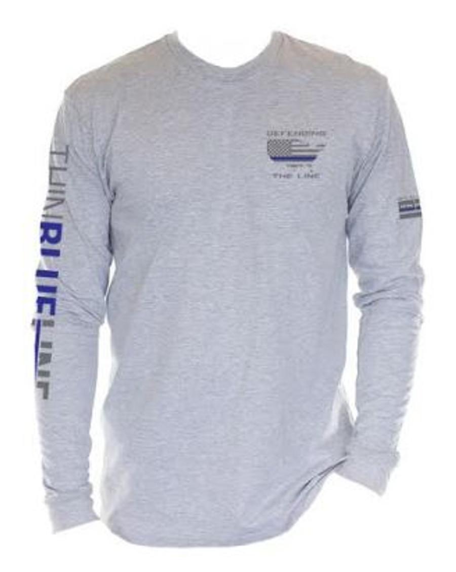 TBL Long Sleeve 2.0 - Grey