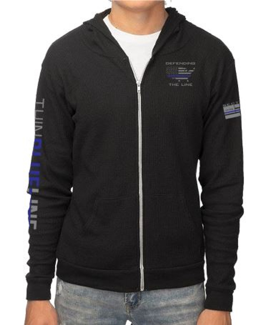 TBL 2.0 Thermal Zip - Up Hoodie