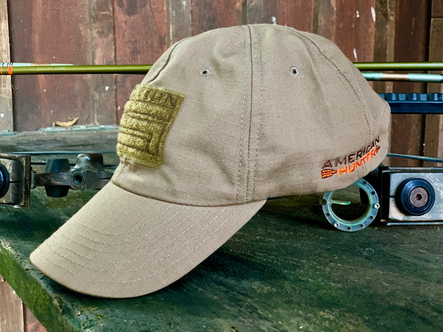 American Hunter Tactical Hat - Tan