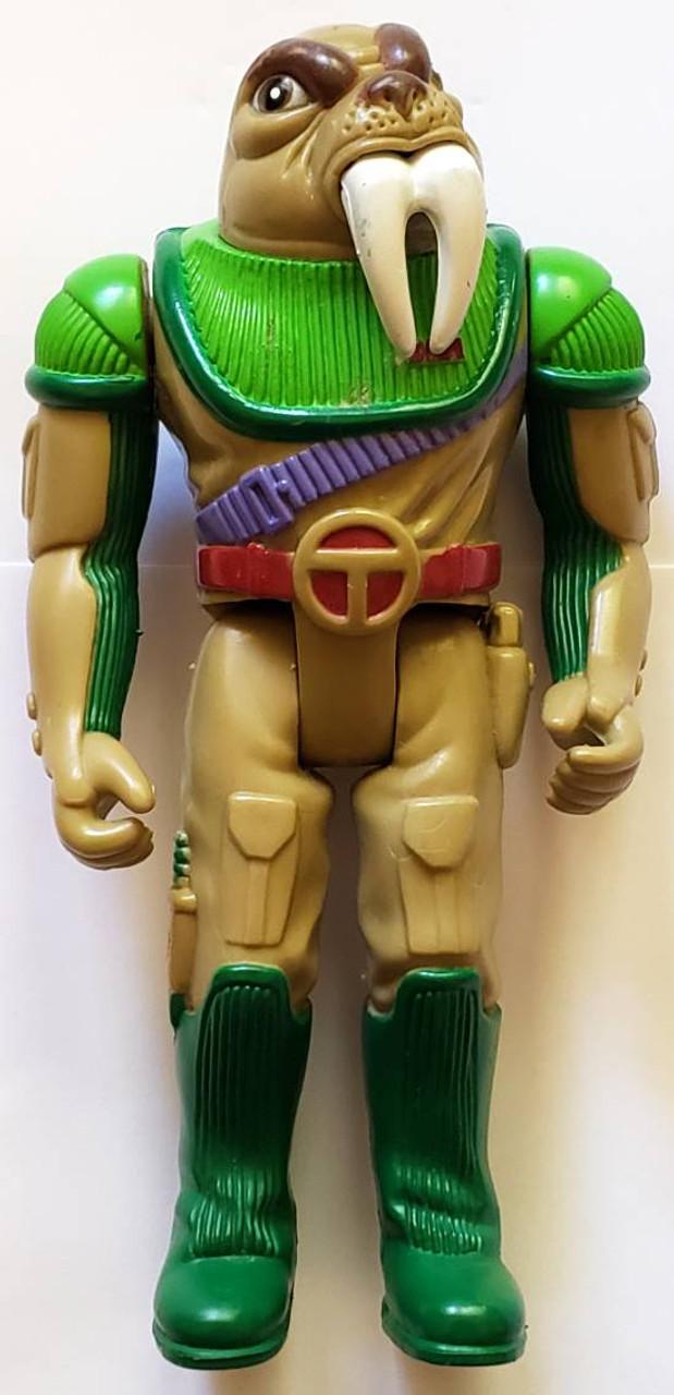 1986 Tuska Warrior THUNDERCATS 100/% Complete Vintage Original