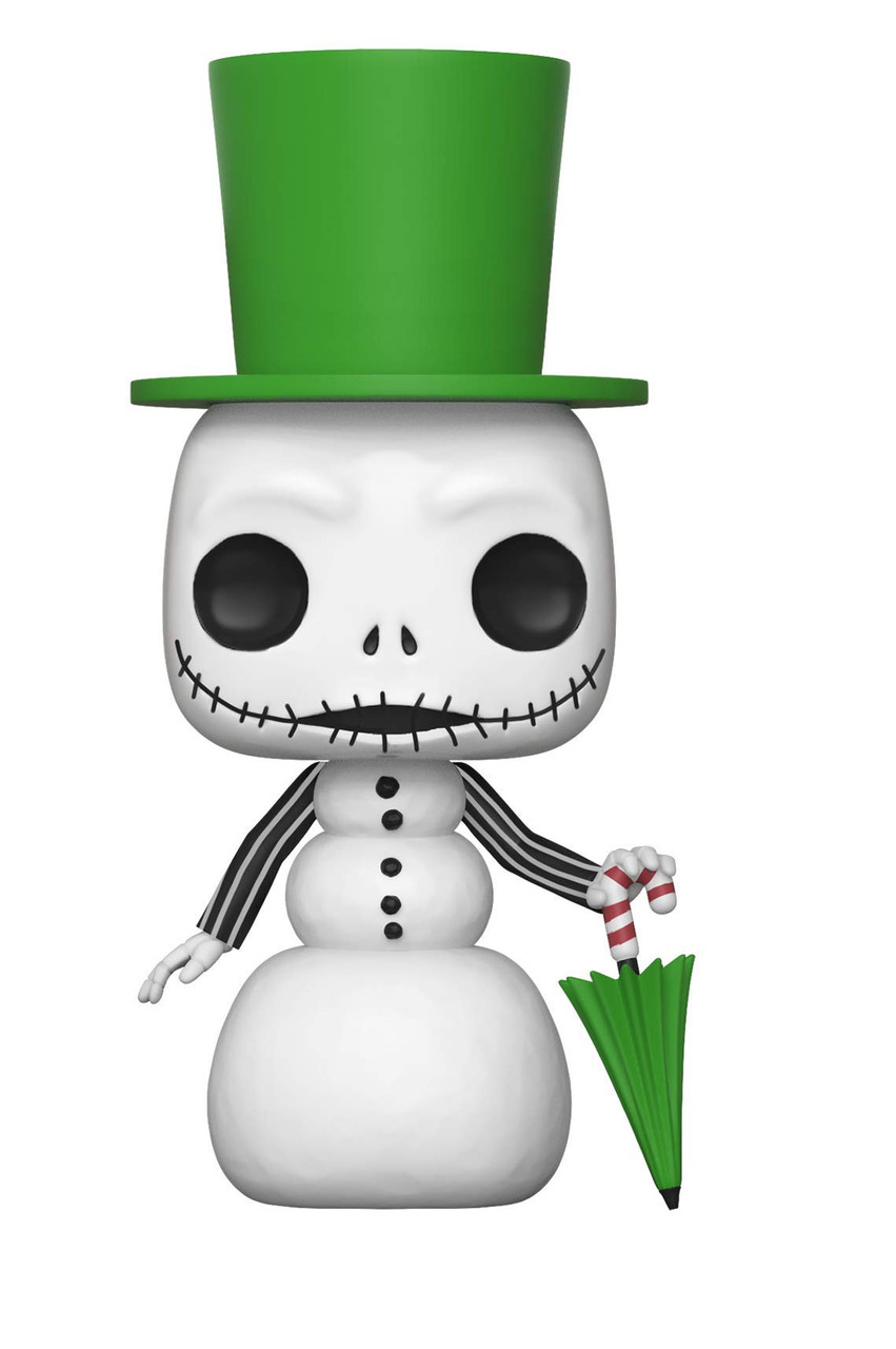Funko Pop Disney Nightmare Before Christmas-Snowman Jack Skellington Collectibl