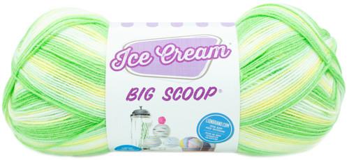 3 Pack Lion Brand Ice Cream Big Scoop Yarn-Limeade -922-250 - 023032077635