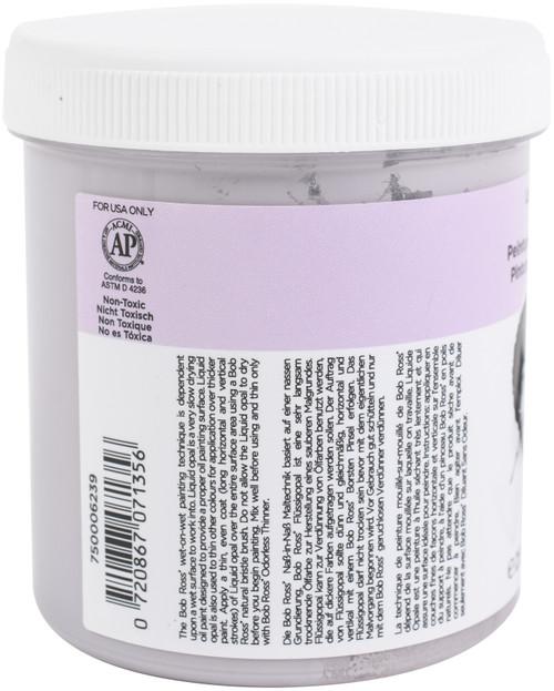 Bob Ross Oil Paint Base Coat 250ml-Liquid Opal -50006239