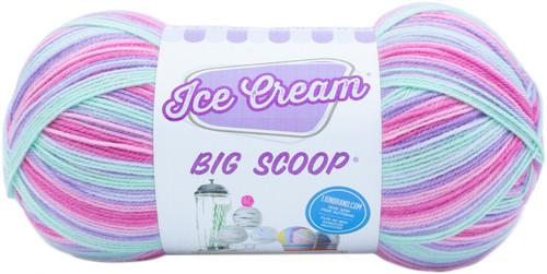 3 Pack Lion Brand Ice Cream Big Scoop Yarn-Unicorn -922-240 - 023032064208