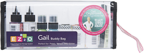 2 Pack Totally-Tiffany Easy To Organize Buddy Bag-Gail Paint & Spray Container -SNG06 - 855556000024