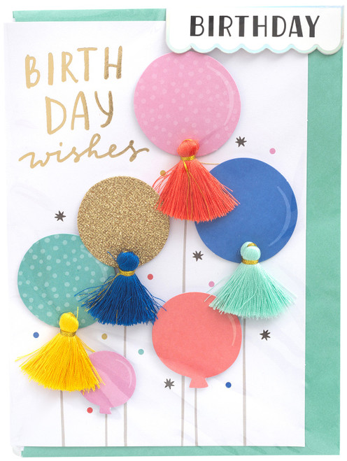 Crate Paper Greeting Card-Birthday Wish -355417 - 718813554176