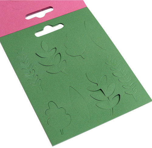 Bazzill Quilling Paper Pad 36/Pkg-Rosey -BZQUILPP-00126