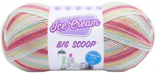3 Pack Lion Brand Ice Cream Big Scoop Yarn-Tutti Frutti -922-206 - 023032018294