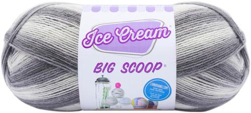 3 Pack Lion Brand Ice Cream Big Scoop Yarn-Cookies & Cream -922-200 - 023032018362