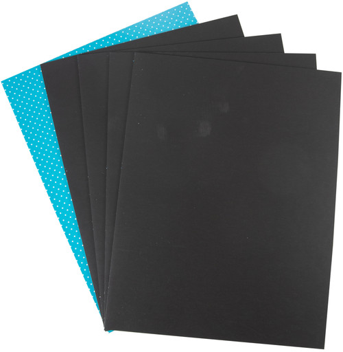 "Lawn Fawn Magnetic Storage Cards 8.5""X11"" 5/Pkg-LF2143"