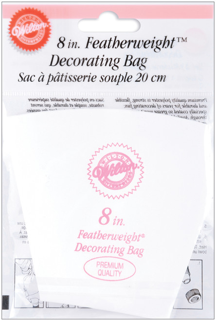 """3 Pack Featherweight Decorating Bag-8"""" -W5087 - 070896400871"""
