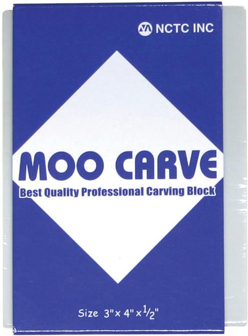 "5 Pack Moo Carving Block-3""X4""X.5"" -MOO-3405 - 882233100005"