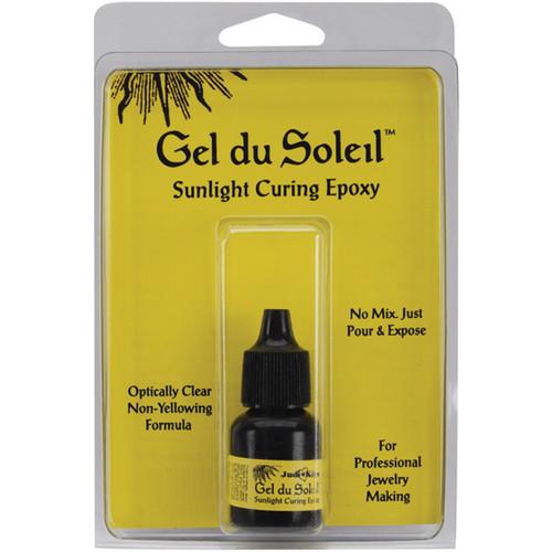 2 Pack Gel Du Soleil Sunlight Curing Epoxy-.3oz -GP020 - 760164010139