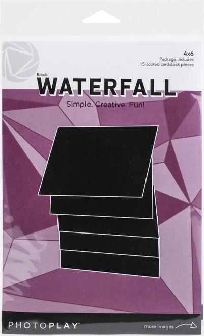 "PhotoPlay Maker Series 4""X6"" Manual-Black Waterfall -PPP2163 - 709388321638"