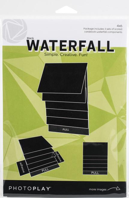 "PhotoPlay Maker Series 4""x6"" Mechanical-Black Waterfall -PPP2165 - 709388321652"