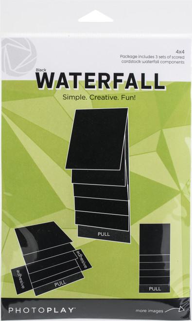 "PhotoPlay Maker Series 4""x4"" Mechanical-Black Waterfal -PPP2164 - 709388321645"
