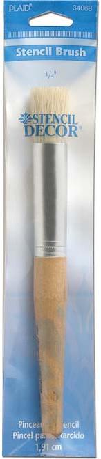 "3 Pack Stencil Brush-3/4"" -34068 - 028995340680"