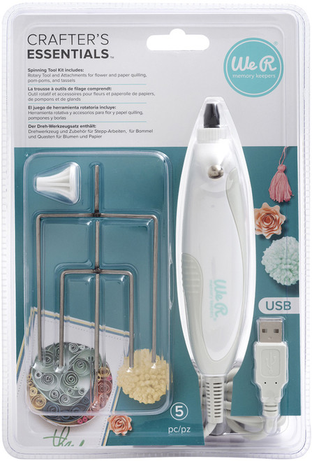 We R Memory Keepers USB Spinning Tool-WR661020 - 633356610205