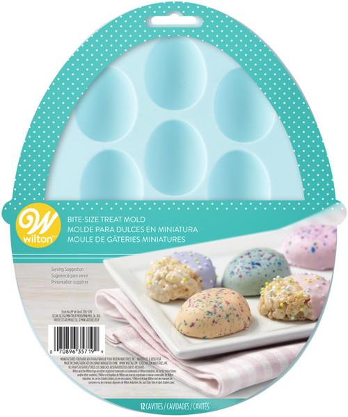Treat Mold 12 Cavity-Egg 12 Cavity -W5719 - 070896357199