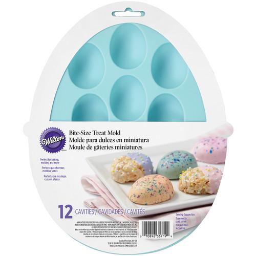 Treat Mold 12 Cavity-Egg 12 Cavity -W5719