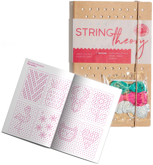 Lion Brand String Theory Notebook-PD63 - 023032057347