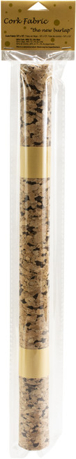 """3 Pack Belagio Packaged Cork Fabric 18""""X15""""-Natural -BPC96 - 037611803355"""