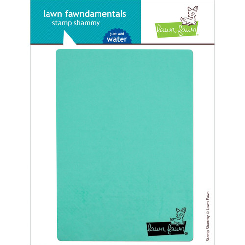 """3 Pack Lawn Fawn Stamp Shammy 5""""X7""""-LF1045SS"""