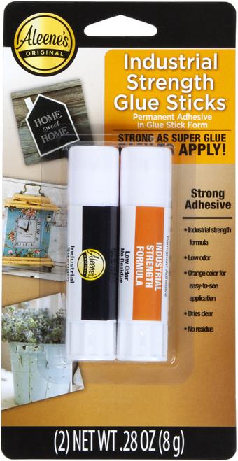 Aleene's Industrial Glue Sticks 2/Pkg-.28oz -40681 - 017754406811