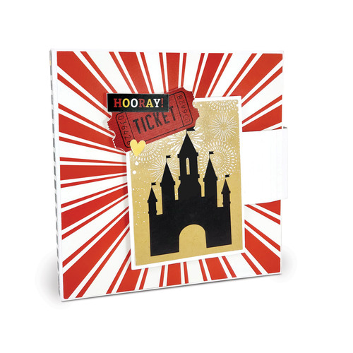 PhotoPlay Folio Kit-A Day At The Park -PPP9463