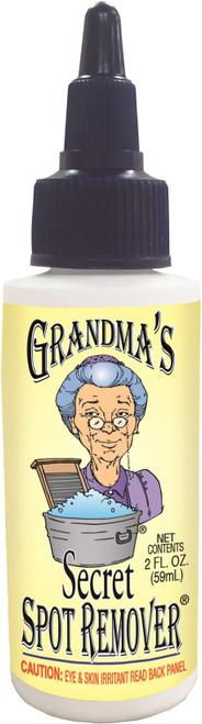 Grandma's Secret Spot Remover Blister Card -2oz -GS1001BL